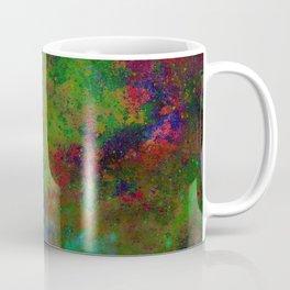 HANDPAINTED UNIVERSE Coffee Mug