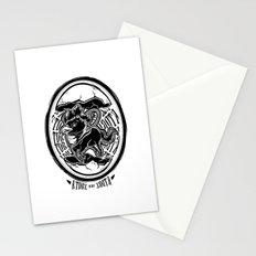 Abraxas Stationery Cards