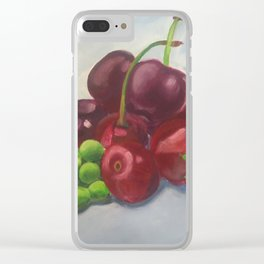 Fruit Clear iPhone Case