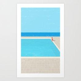 pool-5 Art Print