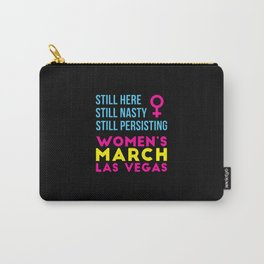 Las Vegas Nevada Women's March January 2020 Carry-All Pouch