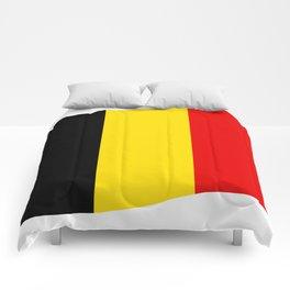 Belgian flag Comforters