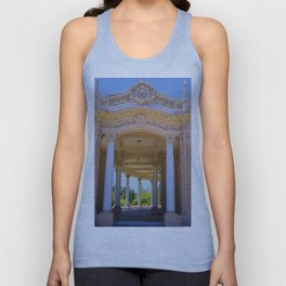 Archway Of The Angel Unisex Tank Top