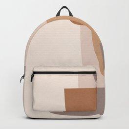 abstract minimal 25 Backpack