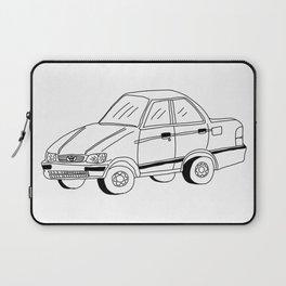 My Friends' Cars - Tercel Laptop Sleeve