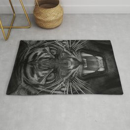 Heart of a Tiger Rug