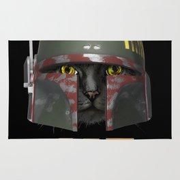 Boba Cat Wars Rug