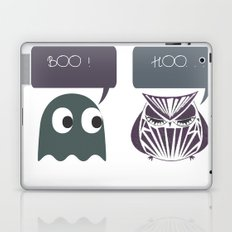 boo! Laptop & iPad Skin