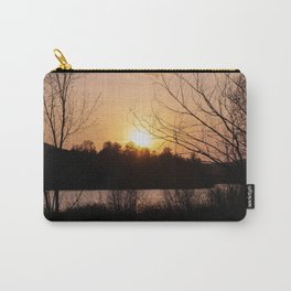 Sunset in Mont Tremblant Carry-All Pouch