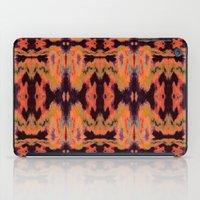 kilim iPad Cases featuring Azra Kilim by Nina May Designs
