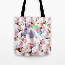 Epic Unicorn Ice Cream Tote Bag