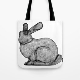 DELAUNAY BUNNY W/b Tote Bag