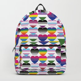Love is Love is Love Backpack