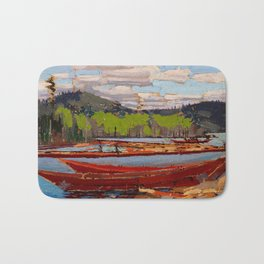 Tom Thomson - Boat Bath Mat