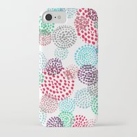 bubbles iPhone & iPod Cases featuring Bubbles by Snehal Jain