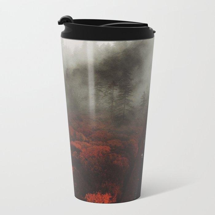 Coexist Metal Travel Mug