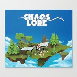 Chaos Lore A Canvas Print