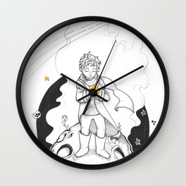 Have a star Wall Clock