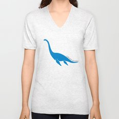 Nessie, I believe! Unisex V-Neck