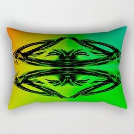Buddha Image Rectangular Pillow