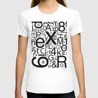 helvetica T-shirts featuring HELVETICA by Typography Photography™