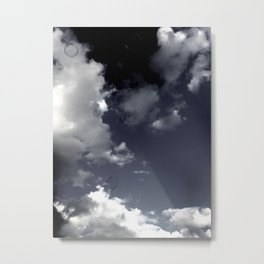 Black and White Photography Metal Print