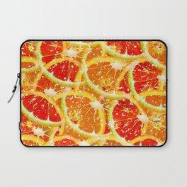 Snow citrus Laptop Sleeve