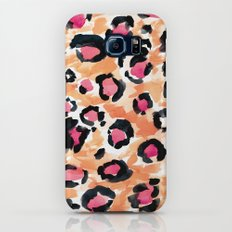 Unleashed Leopard Galaxy S7 Slim Case