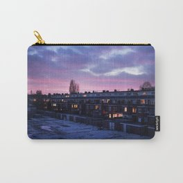 Groningen Sunset, The Netherlands Carry-All Pouch