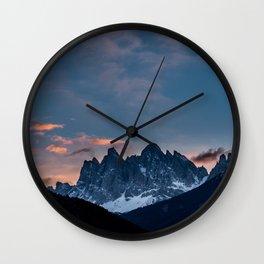 New Land Wall Clock