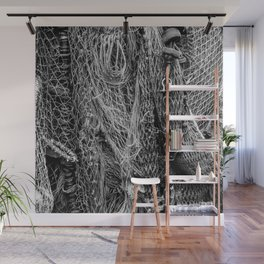 Fishing Nets Wall Mural