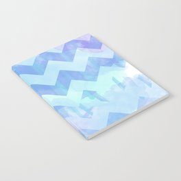 Watercolour Chevron {Spring 2015 Limited Edition} No. 2 Notebook