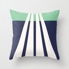 Highway Throw Pillow