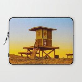 lifeguard tower Laptop Sleeve