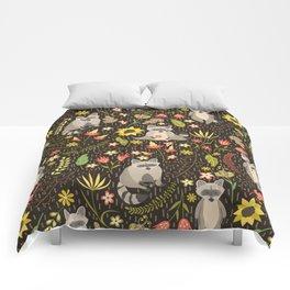 Raccoons Comforters