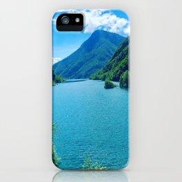 Dolomite Glacial Lake iPhone Case
