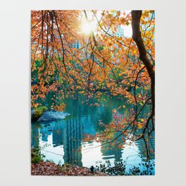 Magical Fall Poster