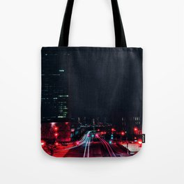 Queens Midtown Tunnel / FDR Tote Bag