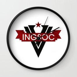 INGSOC Wall Clock
