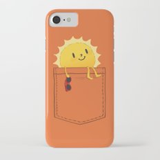 Pocketful of sunshine iPhone 7 Slim Case