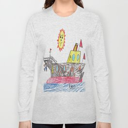 Maiden Voyage Long Sleeve T-shirt
