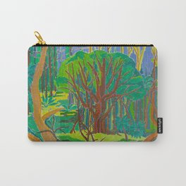 Il Bosco (The Forest) Carry-All Pouch
