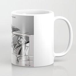 Autumn in love bug land Coffee Mug
