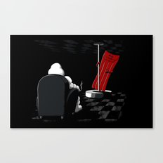 Michelin Striptease Canvas Print