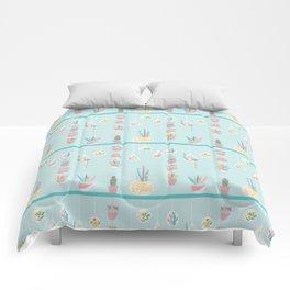 Hanging Garden Comforters