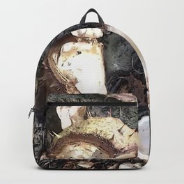 Autumn shells Backpack