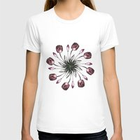 tulip T-shirts featuring tulip by Yuli Klaus