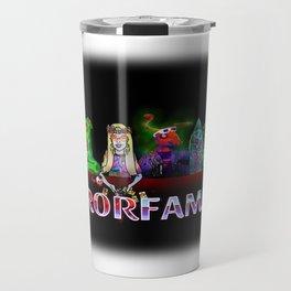 HorrorFam.com Monster Fam Travel Mug