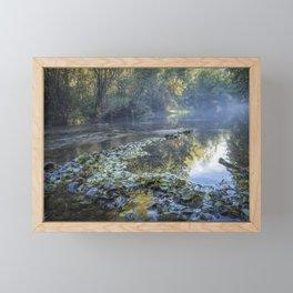 Delta Creek Framed Mini Art Print