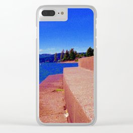 Stairz Clear iPhone Case